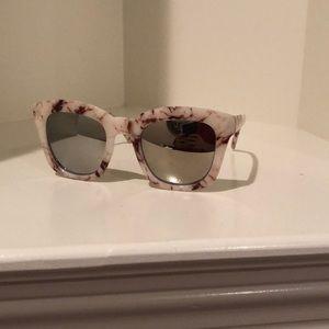 Free People marble sunglasses